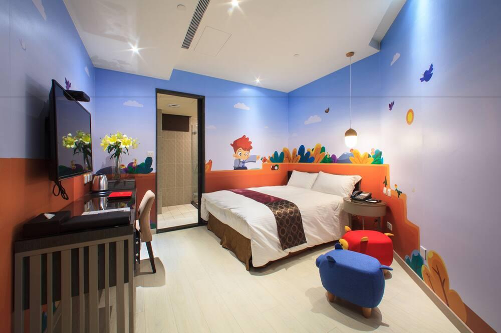Basic Double Room, 1 Queen Bed - Children's Theme Room