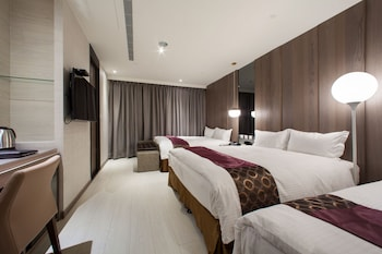 Picture of Stay Hotel - Taichung Zhongqing in Taichung