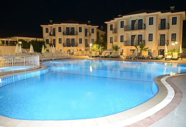 Hotel Marcan Beach - All Inclusive, Fethiye, Buitenzwembad