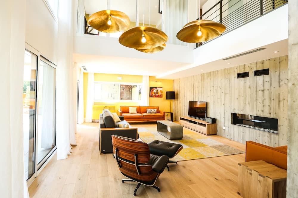 Apart Daire (Prestige) - Oturma Odası