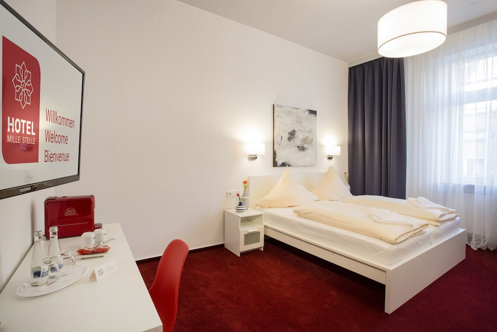 Hotel Mille Stelle City Heidelberg