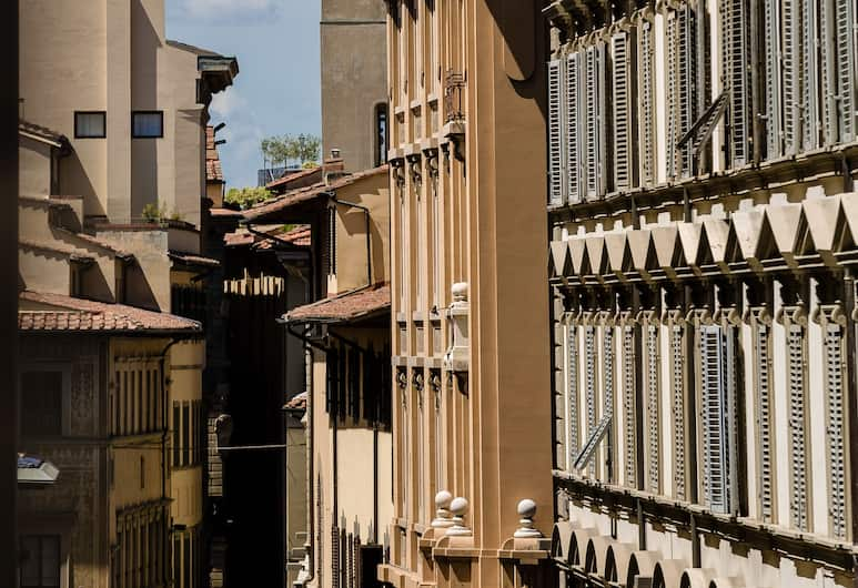 Relais Tosinghi, Florence, Vue depuis l'hôtel