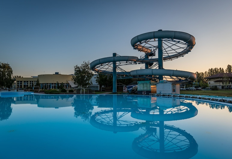 Apartmány Termál, Dunajska Streda, פארק מים