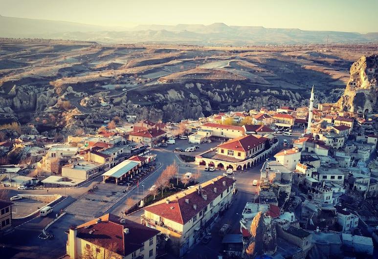 Hotel Ozyel, Urgup, Aerial View