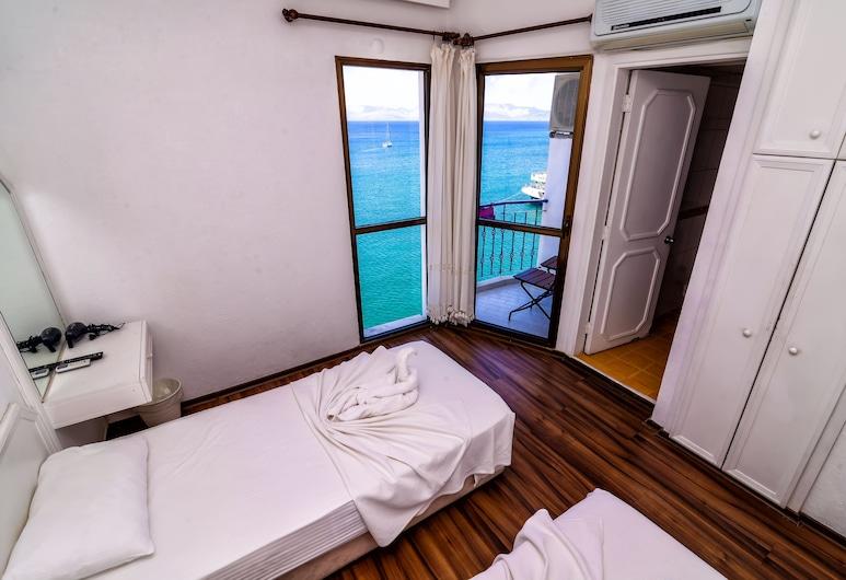 Marin Hotel, Çeşme, Standard İki Ayrı Yataklı Oda, Oda Manzarası