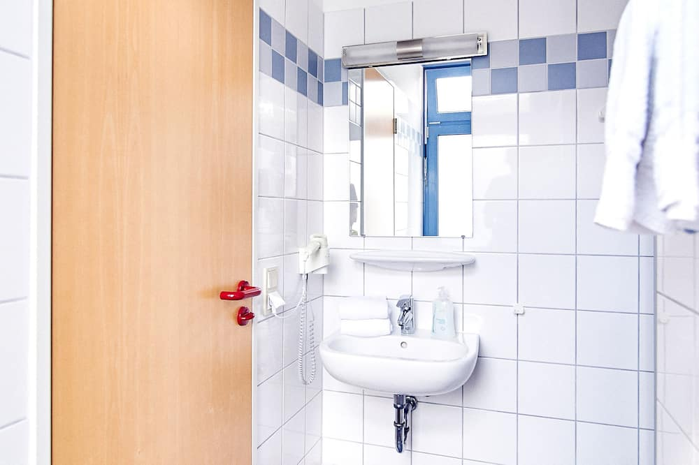 共同ドミトリー 女性限定 共用バスルーム - バスルーム