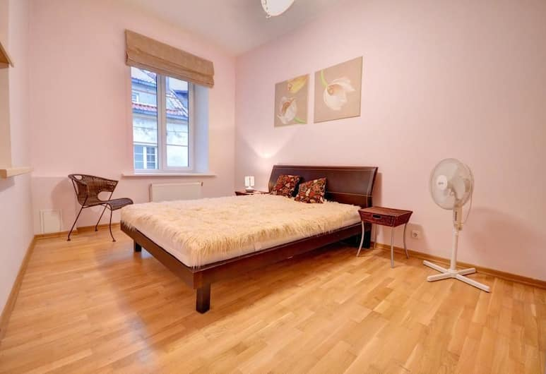 Great Apartment near Town Hall, Vilnius, Classic külaliskorter, 3 magamistoaga, Tuba