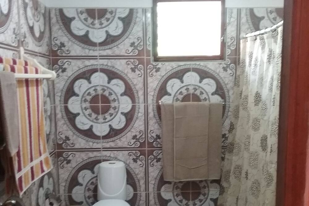 Basic Double or Twin Room - Bilik mandi