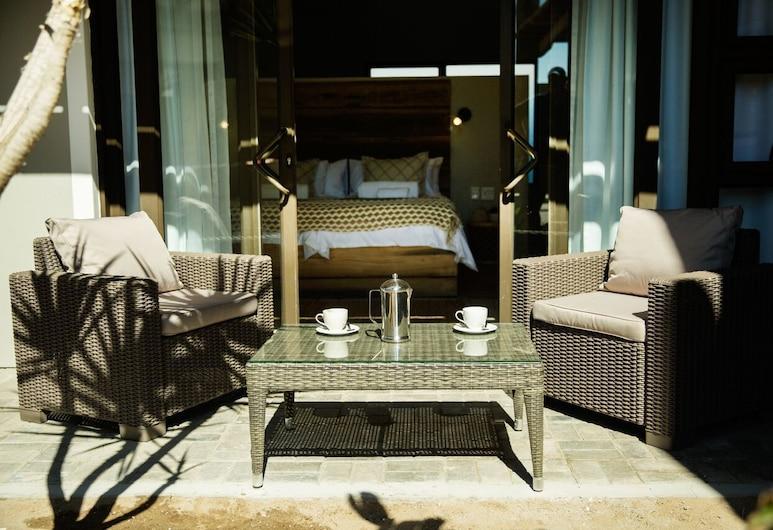 Driftwood Guesthouse, Swakopmund, Garden View Twin , Terrasse/Patio