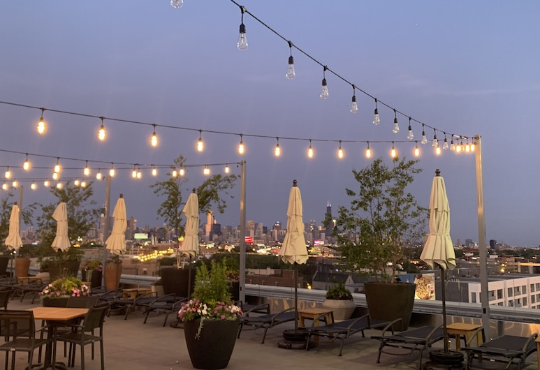 The Hotel at Midtown, Chicago, Terrace/Patio