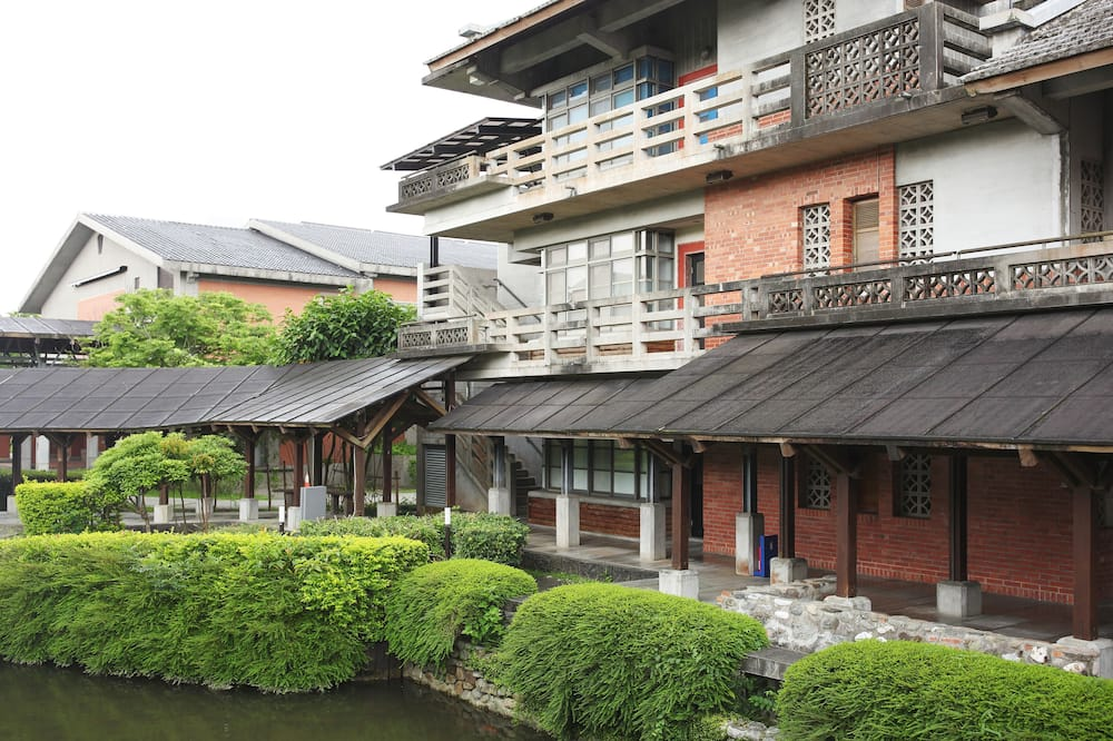 Suite, plusieurs lits (Kang-King, free entrance ticket*4) - Vue depuis le balcon
