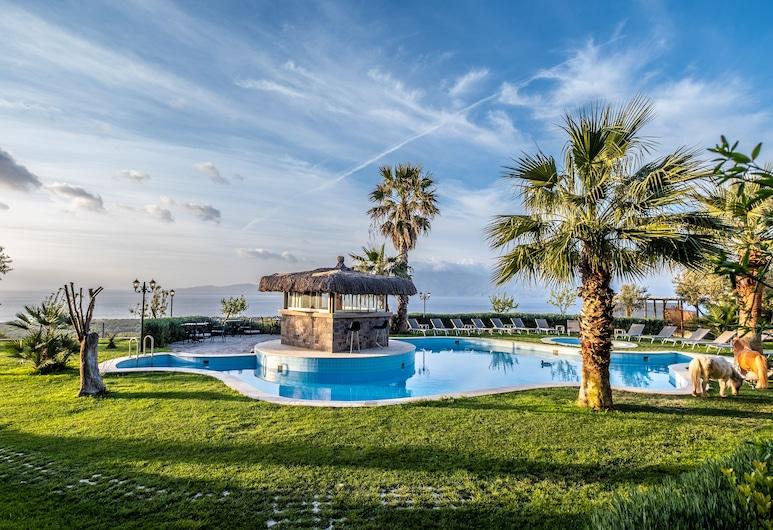 Assos Alis Farm Boutique Hotel & SPA, Ayvacık, Otel Sahası
