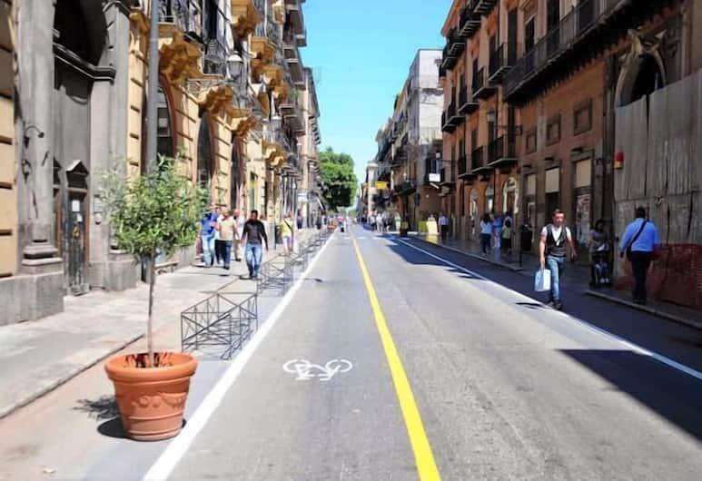B&B Into Palermo, Palermo, Esterni