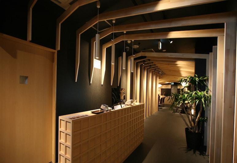 QOO 恵美須町, 大阪市, フロント