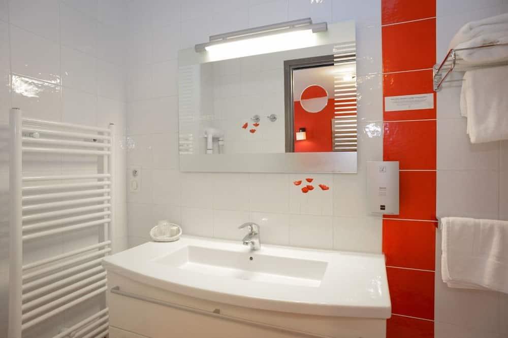 Dvojlôžková izba typu Economy - Kúpeľňa