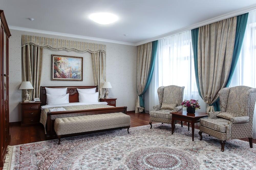 Семейный люкс, 2 спальни - Номер