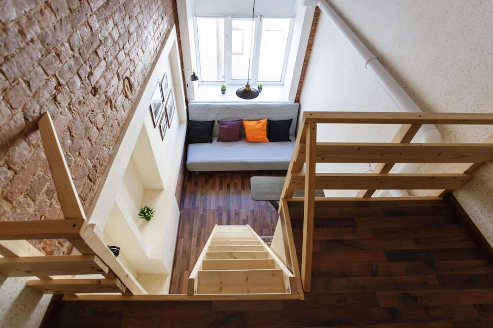Стандартні апартаменти, 1 спальня - Сходи