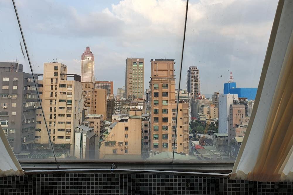 景觀精緻雙人房 - 城市景觀