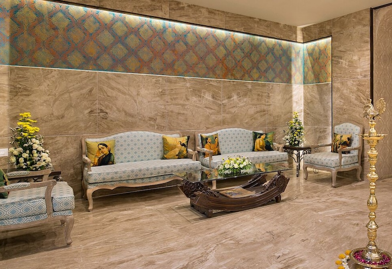 The Baroda Residency, Vadodara, Reception