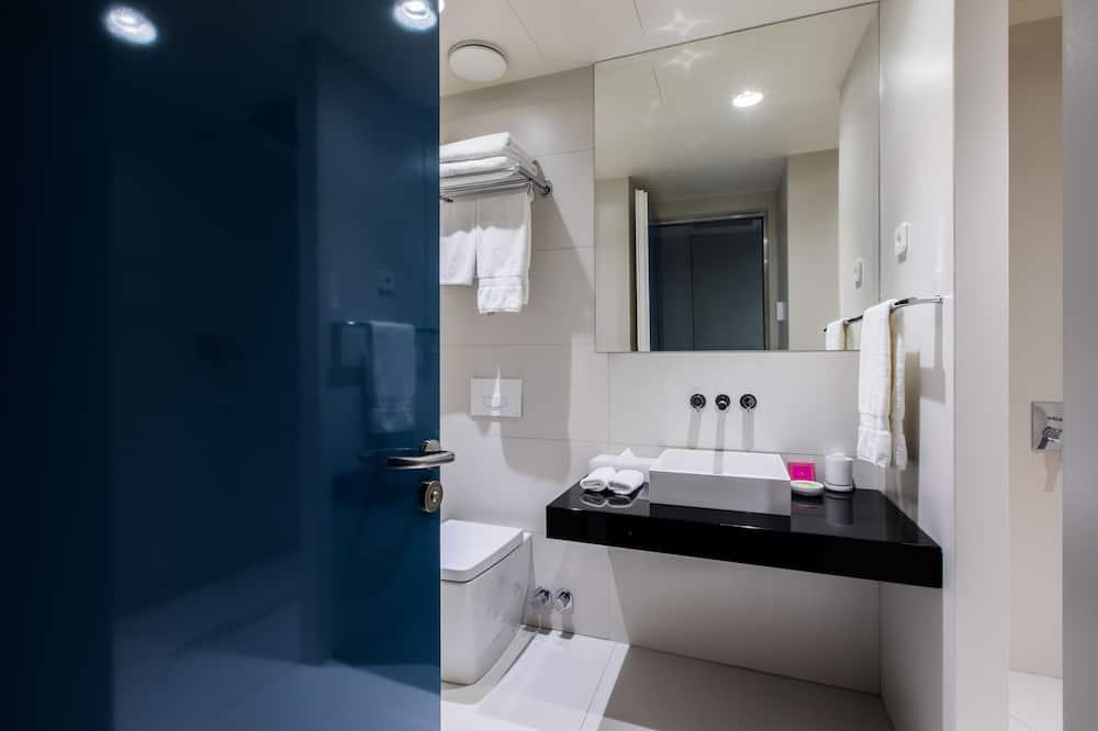 雙人或雙床房 (Blau ) - 浴室