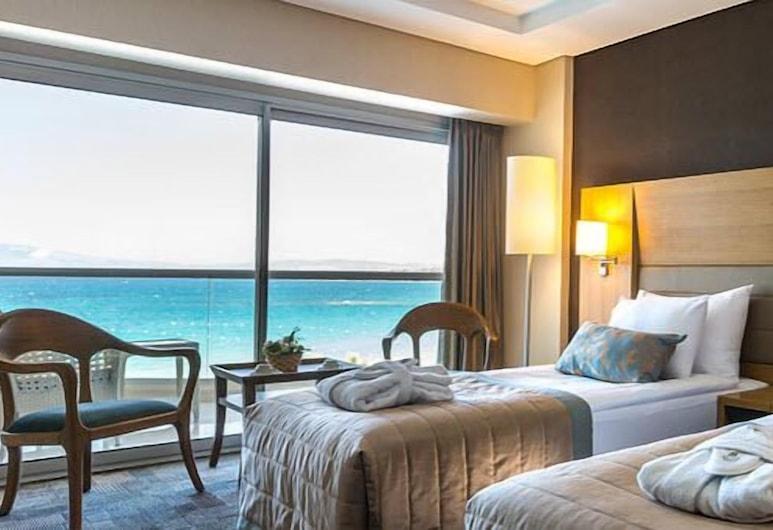 Boyalik Beach Hotel & Spa, Çeşme, Standard Tek Büyük veya İki Ayrı Yataklı Oda, Deniz Manzaralı, Oda