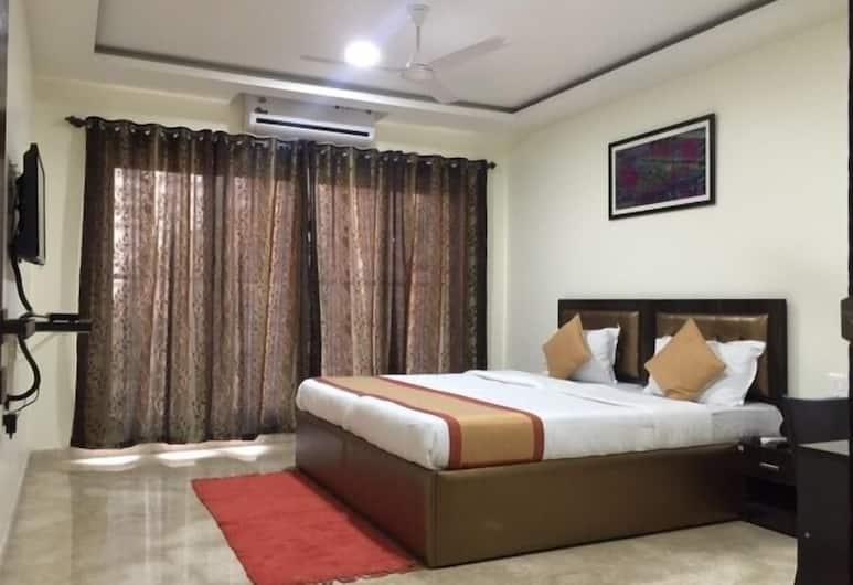 Sapphire Asta Powai, Mumbai, Deluxe-Einzelzimmer, 1 Schlafzimmer, Seeblick, Seeseite, Zimmer