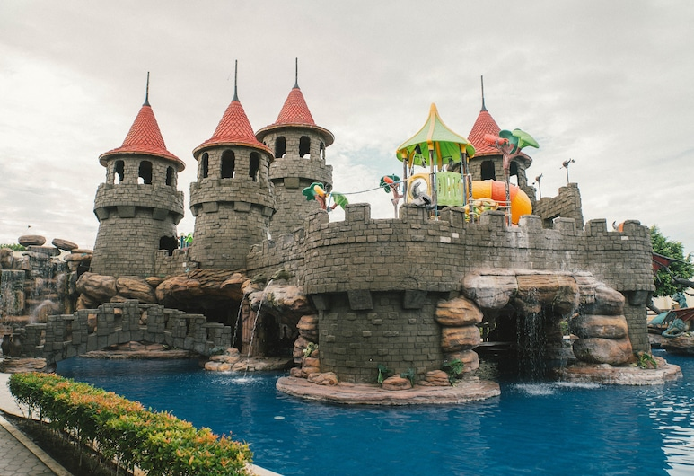 Cebu Westown Lagoon- South Wing, Mandaue, Outdoor Pool