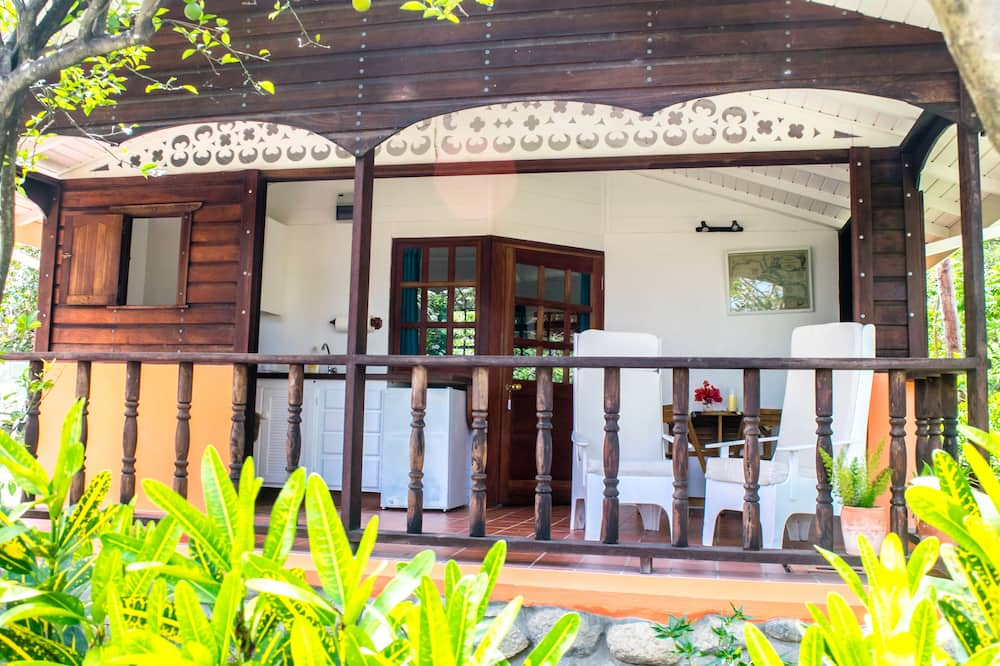 Casa de campo, 1 habitación, cocina (Plum) - Balcón
