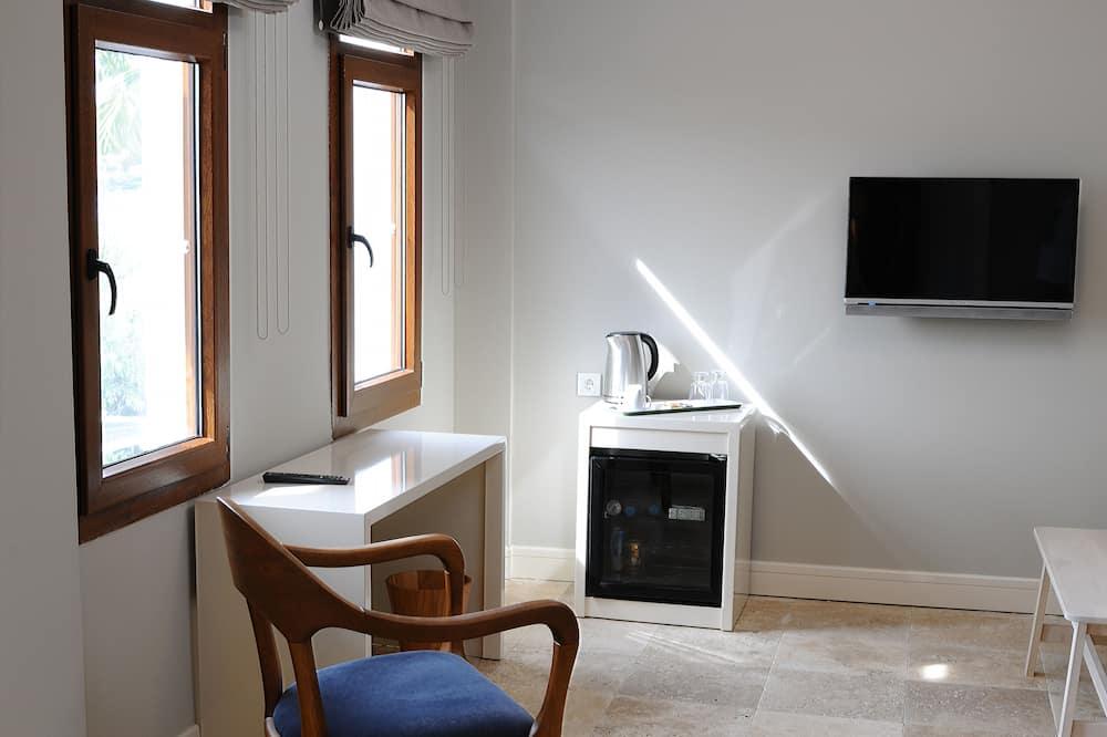 Семейный люкс - Зона гостиной