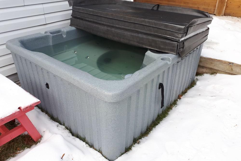 Bubbelpool utomhus