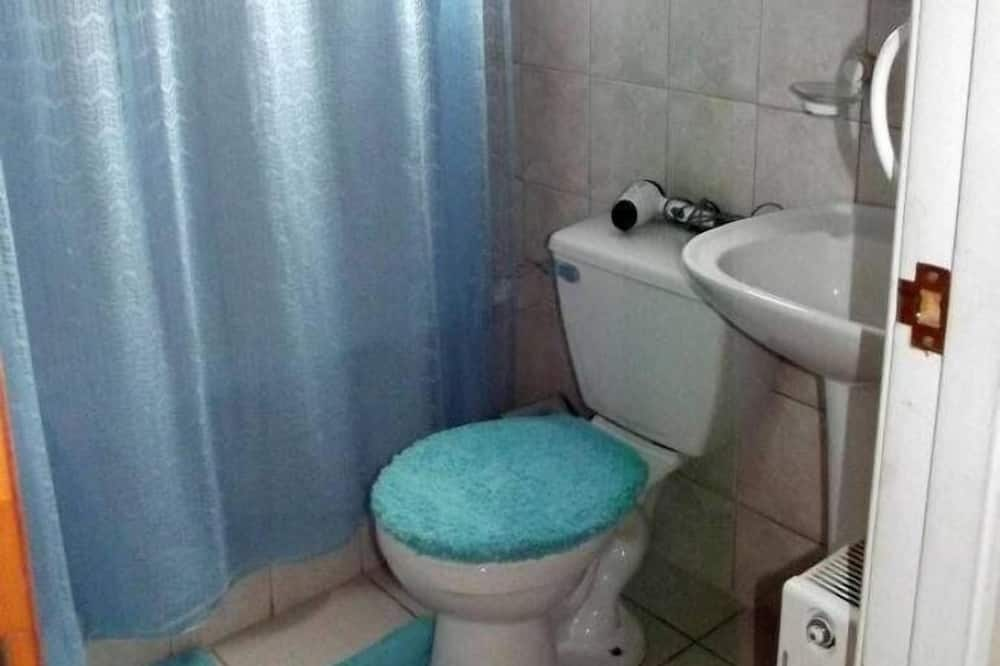 ห้องสแตนดาร์ดทวิน, 1 ห้องนอน, ห้องน้ำส่วนตัว - ห้องน้ำ