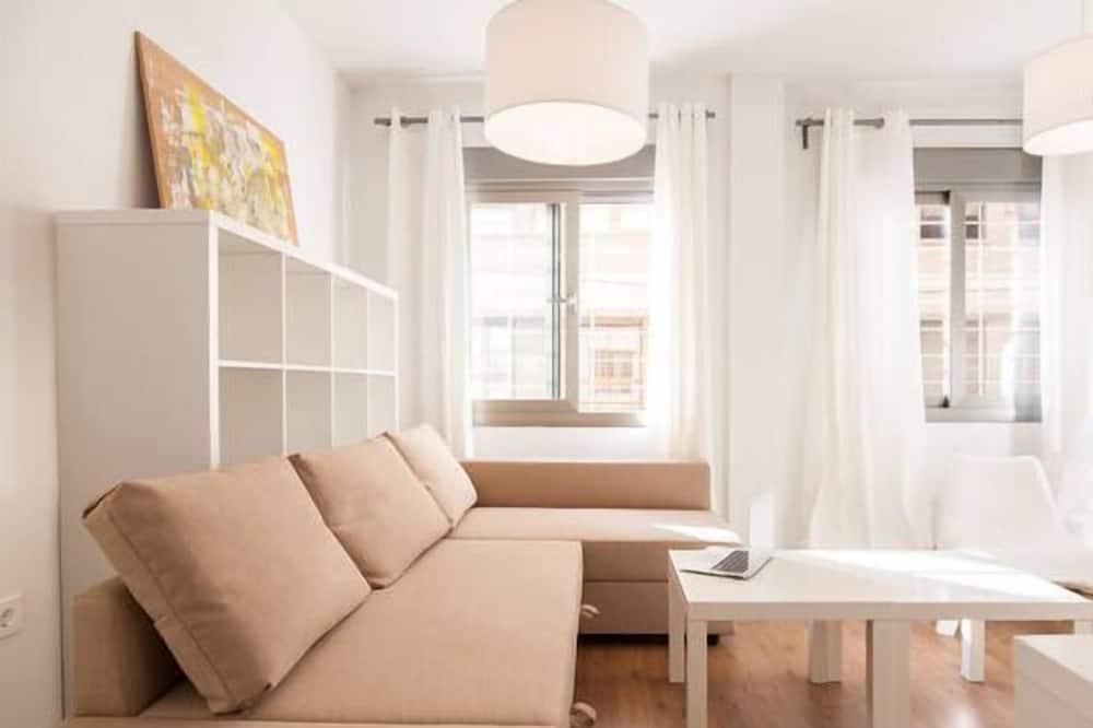 公寓, 1 間臥室 (Entresuelo B) - 客廳
