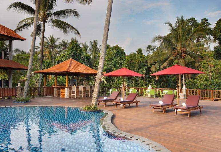 Best Western Premier Agung Resort Ubud, Ubud, Aire de jeux - En extérieur