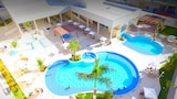 Book this In-room accessibility Hotel in Caldas Novas