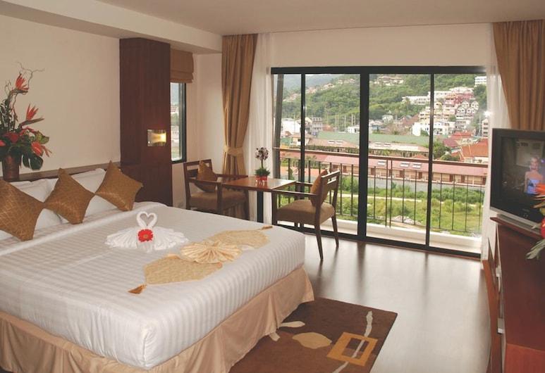 Hiran Residence, Patong, Guest Room