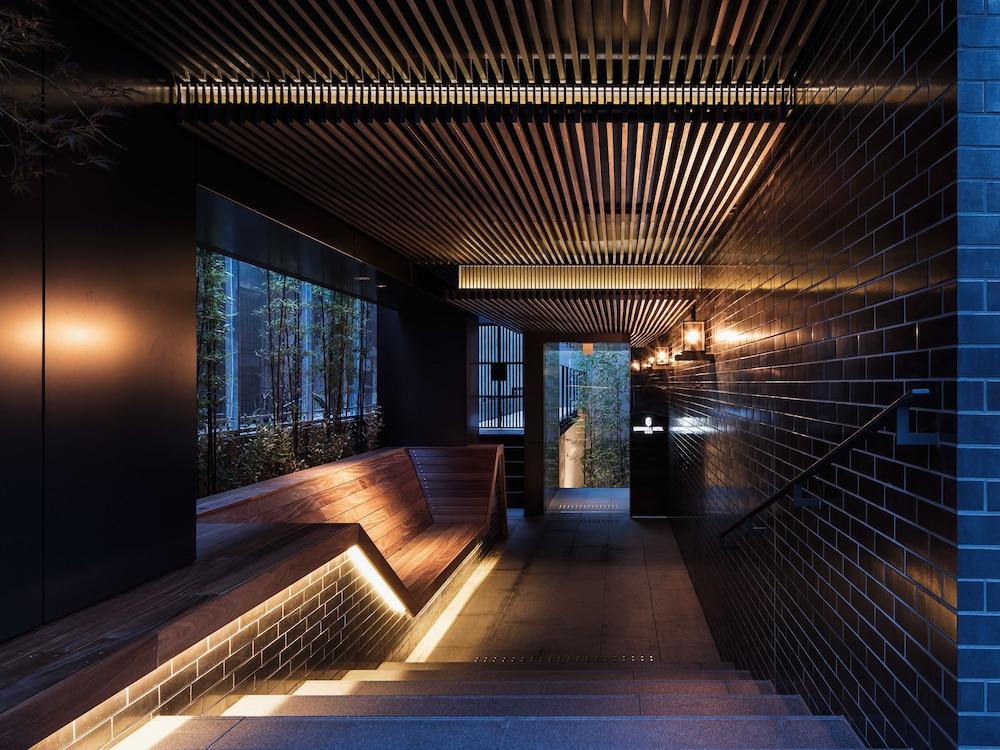 Kyoto Granbell Hotel Porch