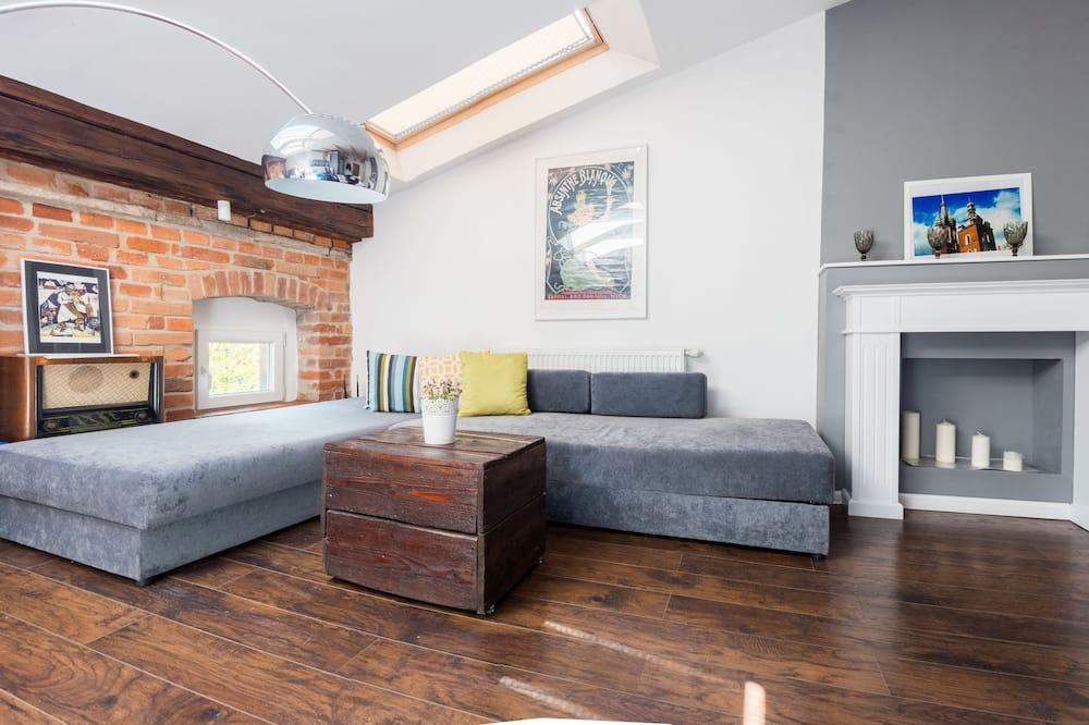 Apartament (Sarego 28/33 Street) - Powierzchnia mieszkalna