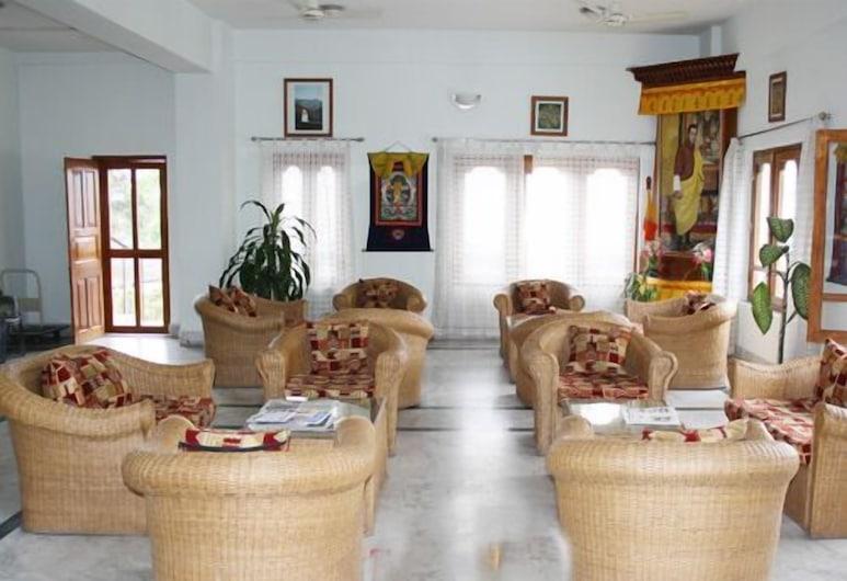 Hotel Lhaki, Phuntsholing, Lobby Sitting Area