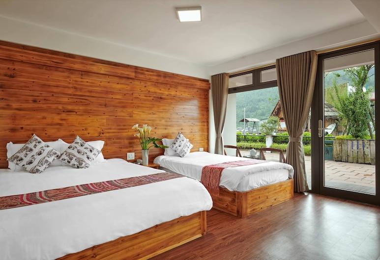 Sapa Village Hotel, Sa Pa, Superior Double Room, Guest Room