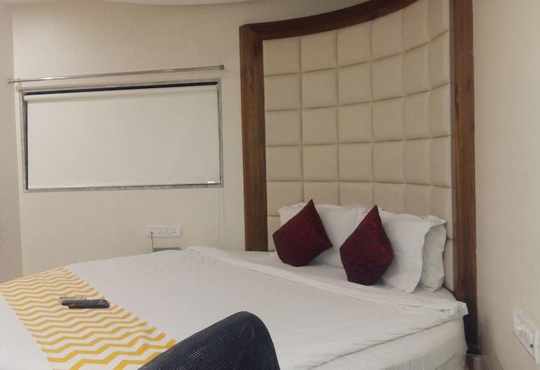 Hotel Address Inn, Mumbai, Deluxe - kahden hengen huone, 1 parisänky, Oma kylpyhuone, Kaupunkinäköala, Vierashuone