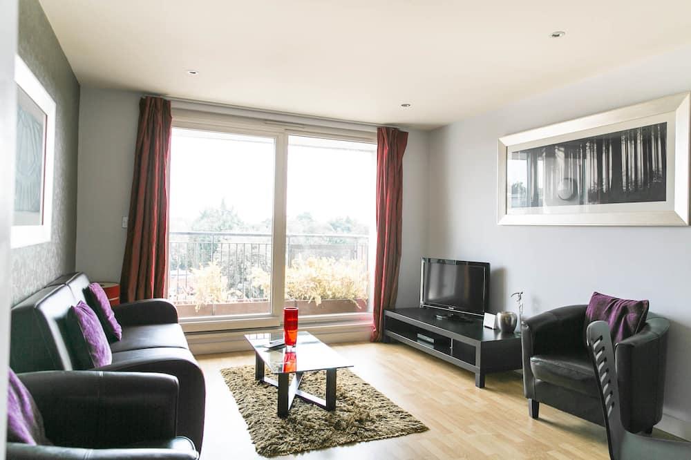 Standard Apartment, 2 Bedrooms, 2 Bathrooms - Living Area