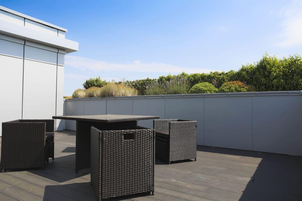 Executive Apartment, 2 Bedrooms, 2 Bathrooms - Balcony