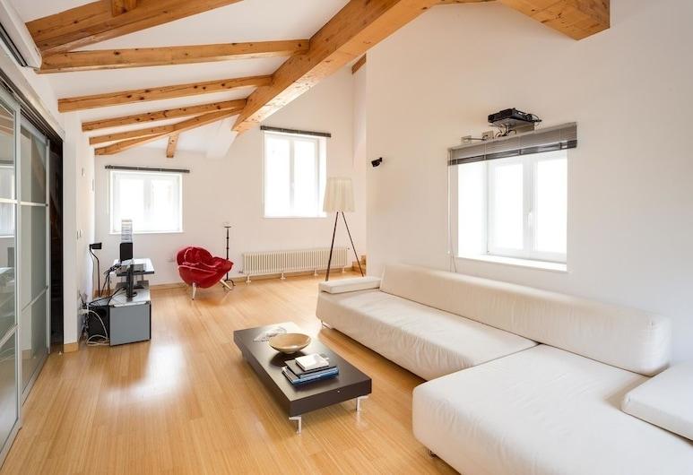 TriesteVillas Gallina, Trieste, Loft, Area soggiorno