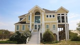 Nuotrauka: Oceanfront GOLD - 6 Br home by RedAwning, Corolla