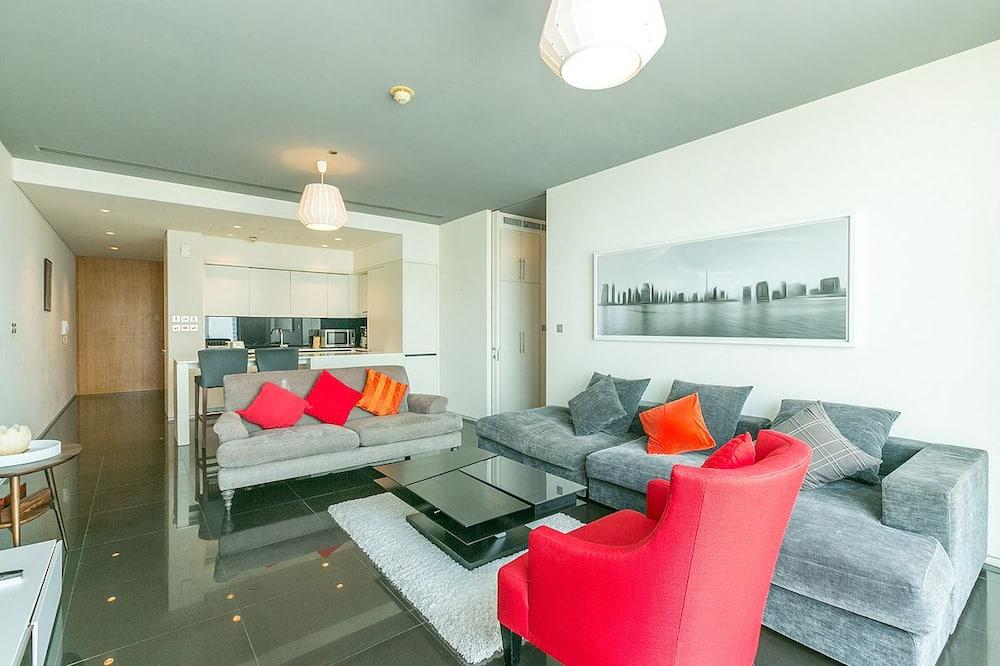 公寓, 1 间卧室 - 起居室