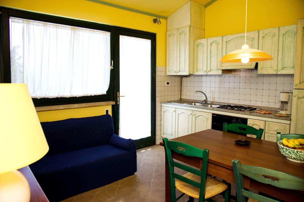 Apartamento, 2 Quartos - Área de Estar