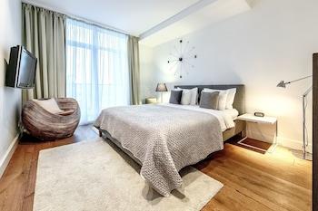 Naktsmītnes Vilnius Apartments & Suites attēls vietā Viļņa