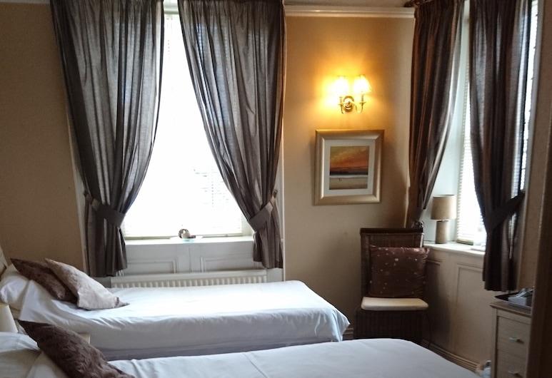 Royal Hotel Dysart, เคิร์กคอลดี, ห้องซิงเกิล, ห้องน้ำในตัว, ห้องพัก