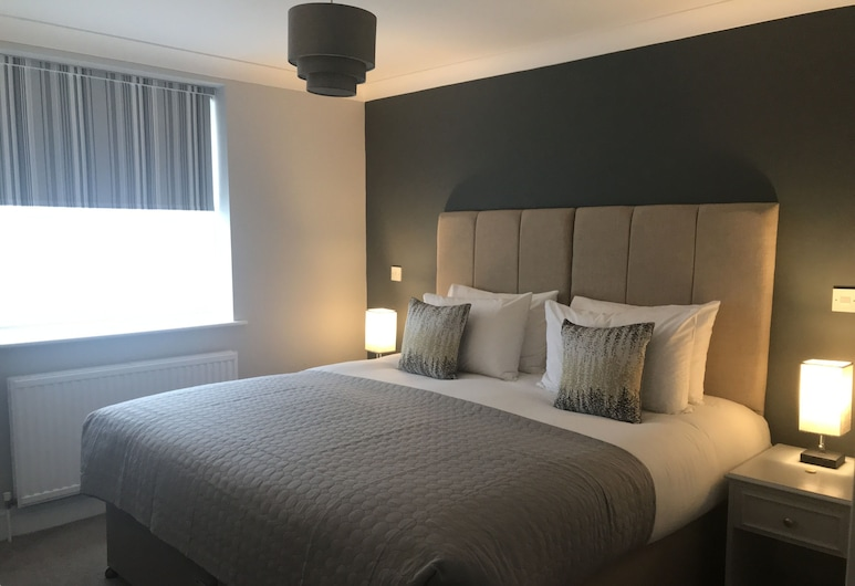 The Old School House Rooms, Cambridge, Deluxe Double Room, Guest Room