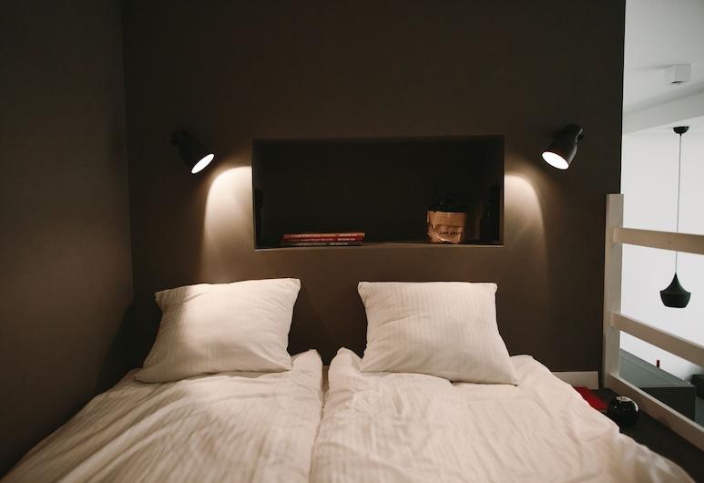Blue Buddy - Dluga Street View, Gdansk, Apartment, 1 Bedroom, Mezzanine, Room